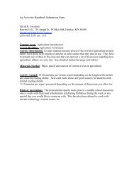 Agriculture Current Events Report Assignment