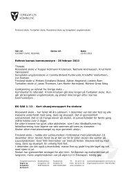 Referatet som pdf-fil finner du her - Songdalen kommune