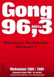 611.000 - Radio Gong 96,3