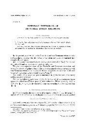 u, v - Matematychni Studii