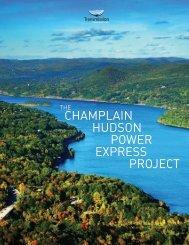 Champlain Hudson Power Express Brochure