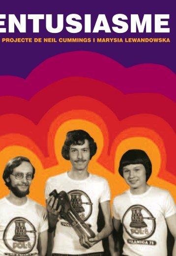 Programa de mà - Fundació Antoni Tàpies