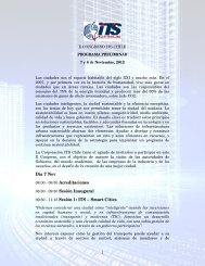 11:15 Sesión 1: ITS – Smart Cities - ITS Chile