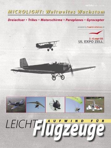 up2sky I - Aviator