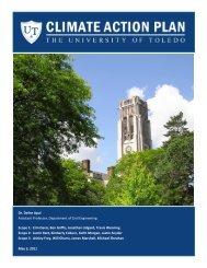University of Toledo Climate Action Plan