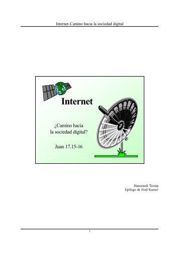 Internet-camino hacia una sociedad digital - Nuevavida.ch