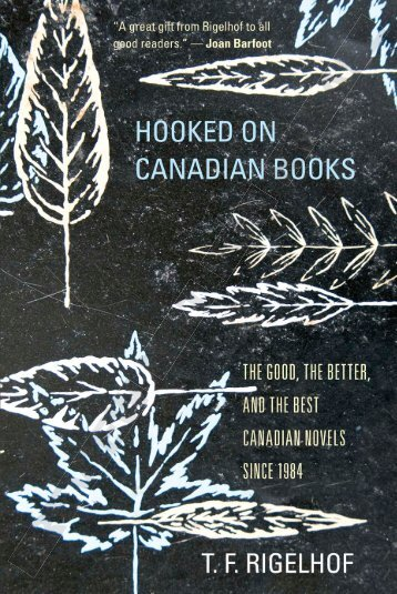 Download - Hooked on Canadian-proof7 to press - Cormorant Books