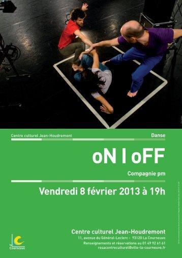 oN I oFF - Courneuve