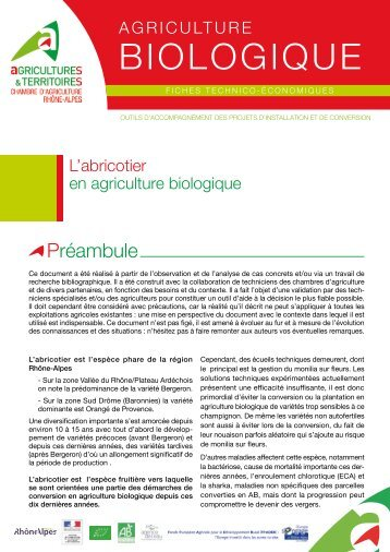 Agriculture - Chambre d agriculture recrutement ...