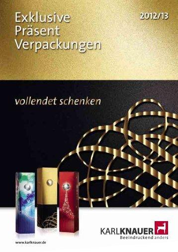 Katalog Karl Knauer 2012