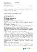 Bezpečnostní list DIOFOR - Page 4