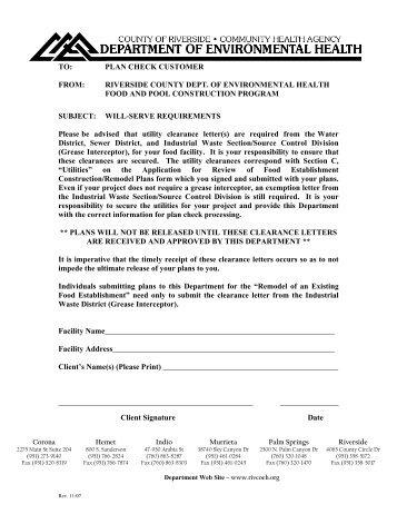hazardous materials business plan riverside county assessor