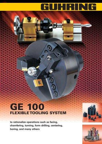 GE 100 - Guhring