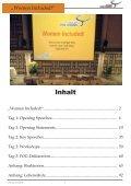 Women Included! - Frauen ohne Grenzen - Seite 2