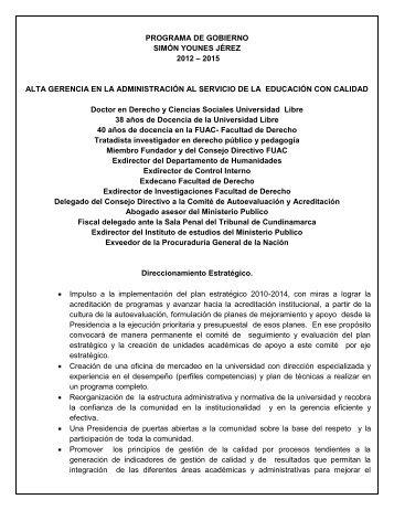 programa de gobierno simón younes jérez 2012 – 2015 alta ...