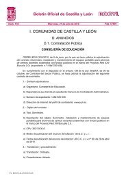 BOCYL n.º 139 miércoles, 21-julio-2010 - Escuelas Católicas de ...