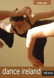 April 2007 - Dance Ireland
