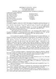 sentenza n. 40/2013 - LeggiOggi