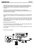 Installations och användarmanual - Page 7