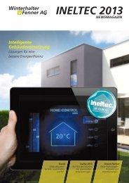 INELTEC 2013 - Winterhalter + Fenner AG