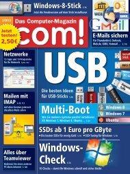 Multi-Boot Windows- Check