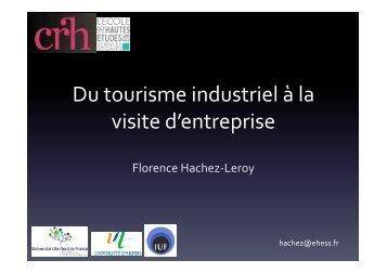 fhl Visite entreprise - Atout France