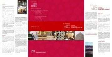 CERCA CERCA - Alhambra y Generalife