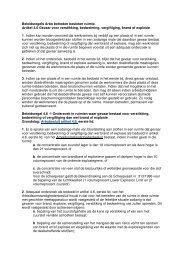 Beleidsregels Arbo betreden besloten ruimte. Artikel 4.6 Gevaar ...