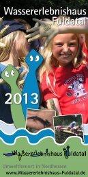 Veranstaltungsprogramm herunterladen *pdf - Wassererlebnishaus ...