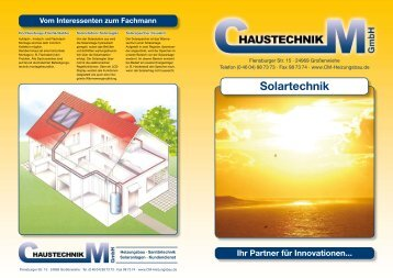 Solartechnik - Marc Hinrichs