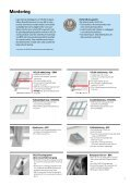 Ovenlysvinduer - Velux - Page 7