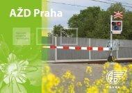 Nejen rychle, bezpečně, ale i ekologicky - AŽD Praha, sro