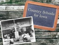 Town Schools.v1 - State Historical Society of Iowa
