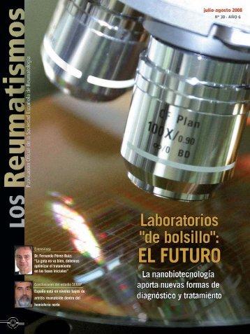 """Laboratorios """"de bolsillo"""" - Sociedad Española de Reumatología"""