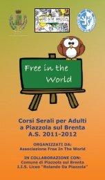 Corsi per Adulti - Comune di Piazzola sul Brenta