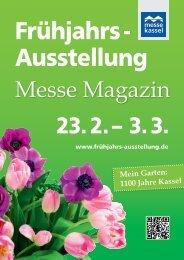 Mein Garten: 1100 Jahre Kassel - Frühjahrs-Ausstellung Messe ...