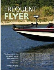 The luxurious 19-foot Ranger Comanche brings ... - Ranger Boats