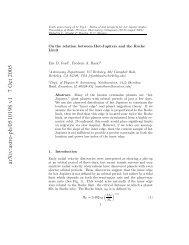 arXiv:astro-ph/0510198 v1 7 Oct 2005