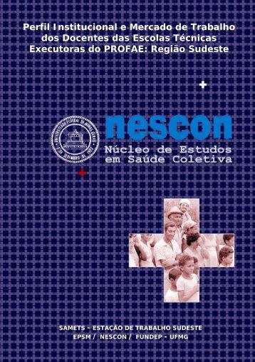 Documento na íntegra - Nescon - UFMG