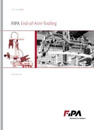 FIPA End-of-Arm-Tooling - VeeM TRADING sro