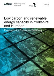 L e a Low ene and w ca ergy d Hu arbo y ca umb on a ... - Home Page