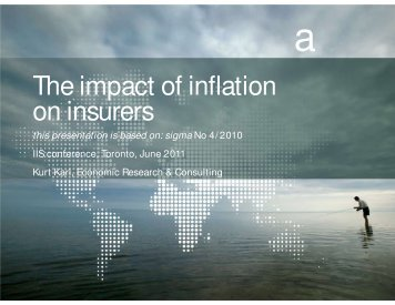 Presentation - International Insurance Society
