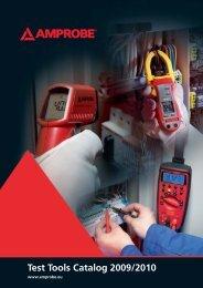 Test Tools Catalog 2009/2010 - Brink Techniek
