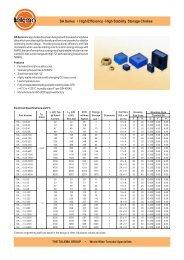 Download catalogo in formato pdf da 70Kb - TALEMA