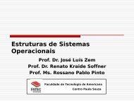 Estruturas de Sistemas Operacionais. - Rossano Pablo Pinto's ...
