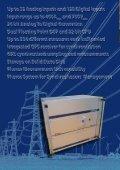 FR947EX/PMU - Digital Fault Recorder with PMU ... - LogicLab srl - Page 2