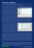 FR947EX/PMU - Digital Fault Recorder with PMU ... - LogicLab srl - Page 6