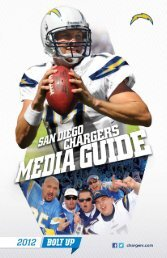 2012 SD Chargers Media Guide_PROOF.P - Seahawks Online ...