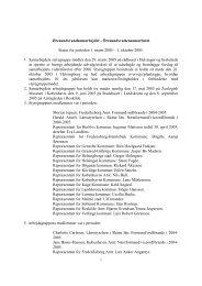 Status Report No. 2 2005 - Øresundsvandsamarbejdet