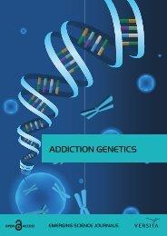 Addiction Genetics - Versita